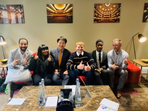 YFF Youth panel give us their verdict on our CEO shortlist