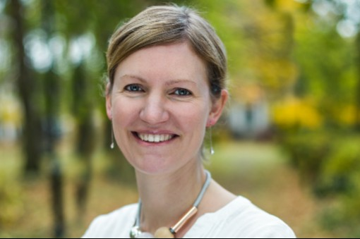 Anna Smee, new CEO of YFF